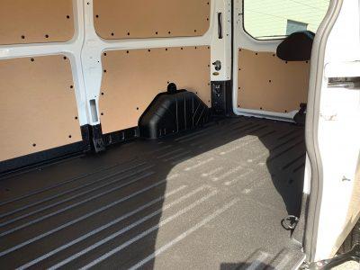 Ford Transit Van LWB 08
